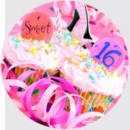 Sweet Sixteen's